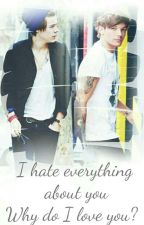 I hate everything about you Why do I love you? ~ Larry (A/B/O) (Zawieszone) by Marlena1999