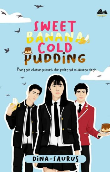 Sweet Banana Cold Pudding