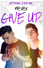 ?Never Give Up!?|Sheo&Kaiko FF [Zakończone] by _luvmy5sos_