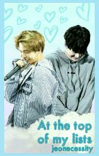At the top of my lists [Yoonmin] © by jeonecessity