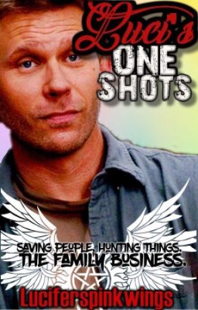 Luci's One Shots - ~Two Archangels & One Human Stuck in The Cage