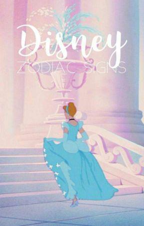 Zodiac Signs | Disney by summermia_