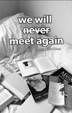 ☹ we will n̶e̶v̶e̶r̶ meet again ☹    נαℓεx by TheSadTeen