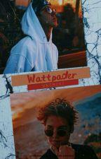 wattpader | matthew espinosa.  by whomuke