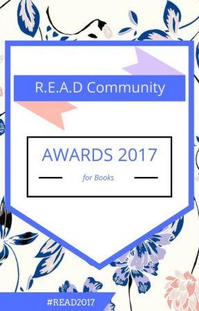 READ AWARDS 2017 #READ2017 (OPEN) by READCommunity
