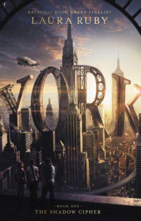 York: The Shadow Cipher by WaldenPondPress