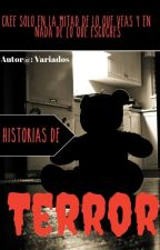 Historias Cortas De Terror by lramnaT