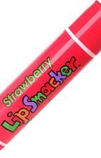 My Strawberry Chapstick by hiyaimrowan