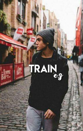 Train - E.D  by ukdolan