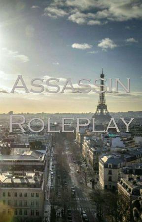 Assassin Roleplay by SkyWolfieLulaPaw