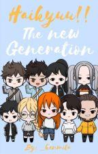 Haikyuu!! next generation by Hikari_Are