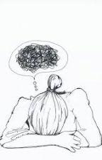 A Menina e seus Pensamentos by ProsaeVersos