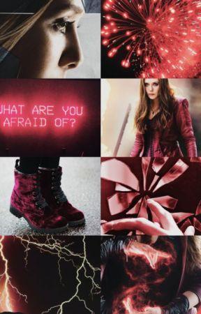 She's Weird [Ask Book] by -MissMaximoff-
