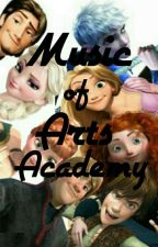 Music of Arts Academy by jennruss19