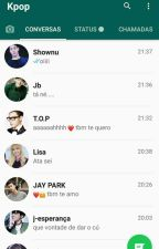 WHATSAPP  KPOP by NicolesMundo