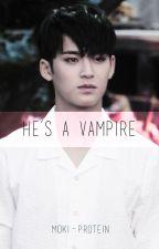 He's a Vampire ; Meanie by moki-protein