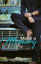 Make A Memory [AU Destiel] by Danny_Shepherd