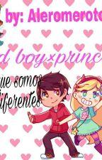 "Starco -  bad boy x princes ""PORQUE SOMOS TAN DIFERENTES"" by AlexandraRomeroTole3"