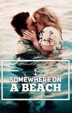 Somewhere on a Beach by Crimson_Graves