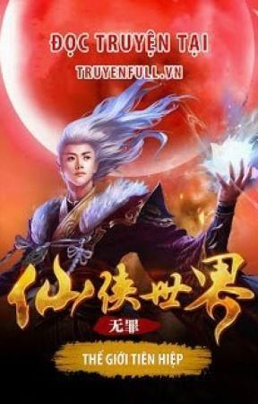 Thế Giới Tiên Hiệp by 111nguyenmthuan