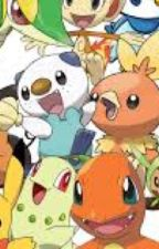 //Pokémon Group Chat// by ChloeWaterside