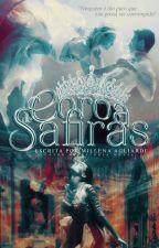 Coroa De Safiras by MillenaAgliardi
