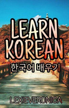 Learn korean simple korean greetings wattpad learn korean m4hsunfo