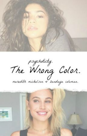 The Wrong Color • by psychoticty