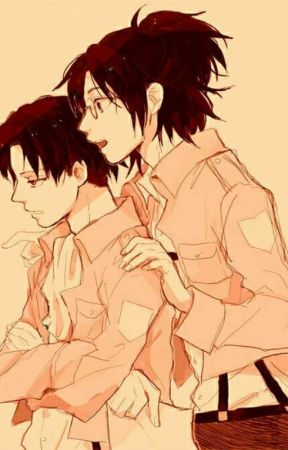 What Was Left-Hanji X Levi by GamerGirlWP