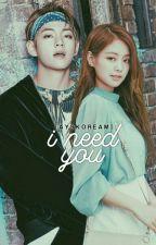 i need you. + kth by ayskoream