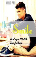 Her smile... a Zayn Malik fan fiction by MariaPuga