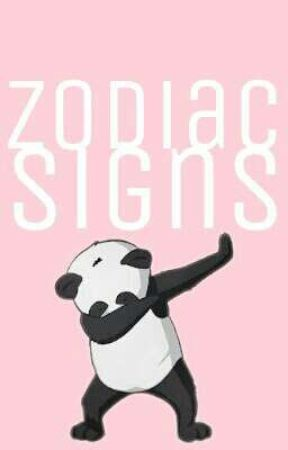 Zodiac Signs  by MaddieLook