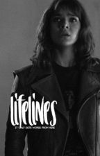 Lifelines ↠ Peter Parker [2] by wonderwandas