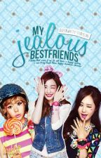 My Jealous Bestfriends (Short Story Completed!) by crypsticna