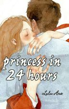 ABS [1]: Princess In 24 Hours [On Going] by luluara