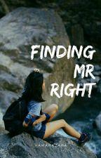 Finding Mr Right by hamarazara