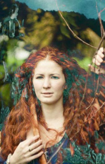 The Sorceress' Truth (Lothlorien Princess Trilogy 2) Legolas/LOTR (WATTYS2014)