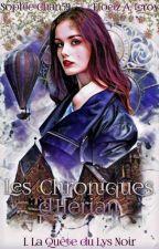 Les Mondes d'Herian - Le Continent Interdit (Tome 1) by BluAngelMarian