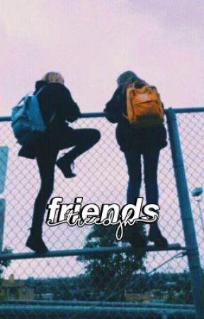 friends // phan by treedjh