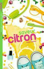 Saveur Citron by Gallylauteur