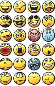 Animated Smiley Faces of Wattpad by ForceFromAbove