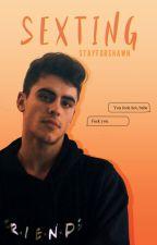 Sexting; j.g. by Stripawaythefear