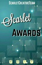 Scarlet Awards 2017 (Temporarily Closed) by ScarletCreativeTeam