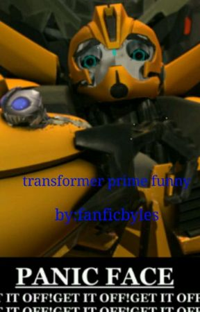transformer prime funny by fanficbyles