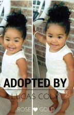 Adopted by  Lucas Coly by rosegold0417