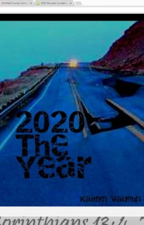 2020, The Year by KaitlynVaughn0