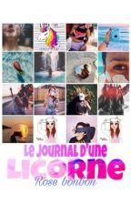 Journal D'une Licorne  by xJusteSmilex
