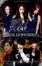 Mission: Break each others heart, mind, soul  by aspiring_kid