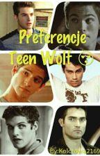 Preferencje Teen Wolf 😍 by Kolorowa2169