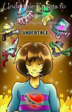 Undertale Reacts To Games! by LunaDragonWinchester